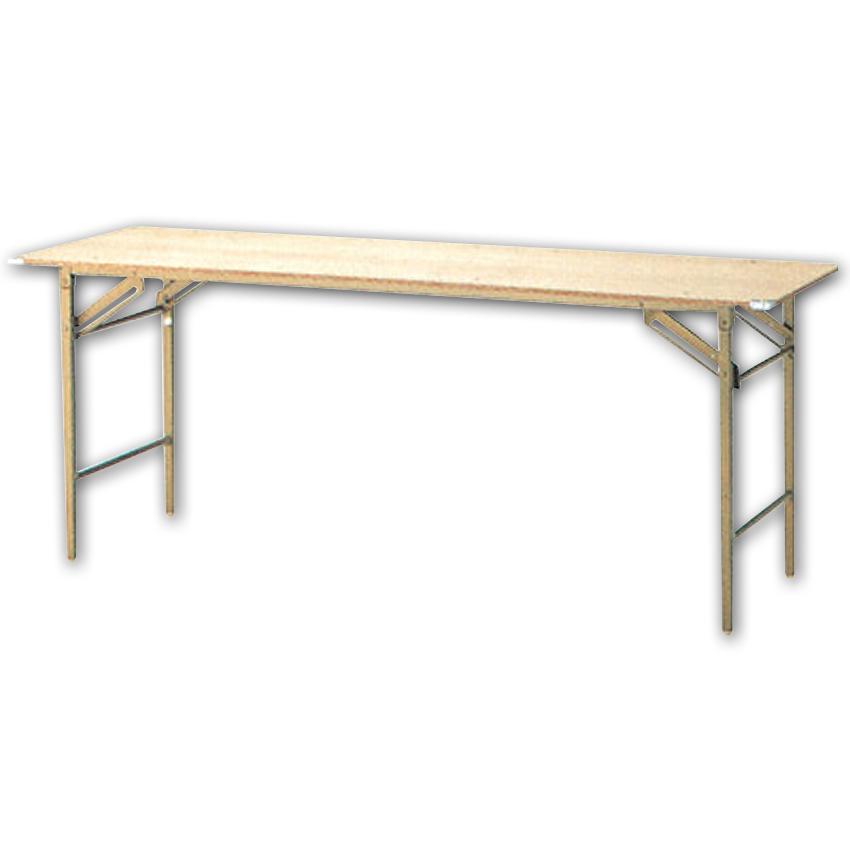 ベニヤテーブル600×1800
