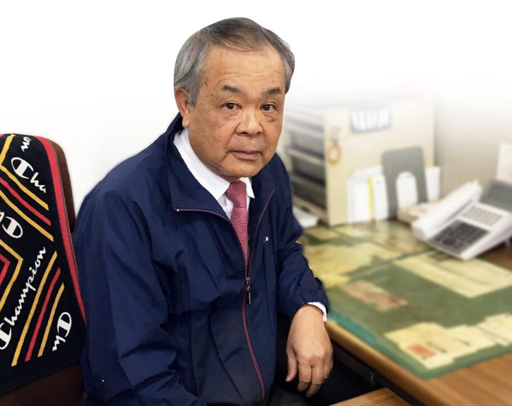 代表取締役社長 片山 守