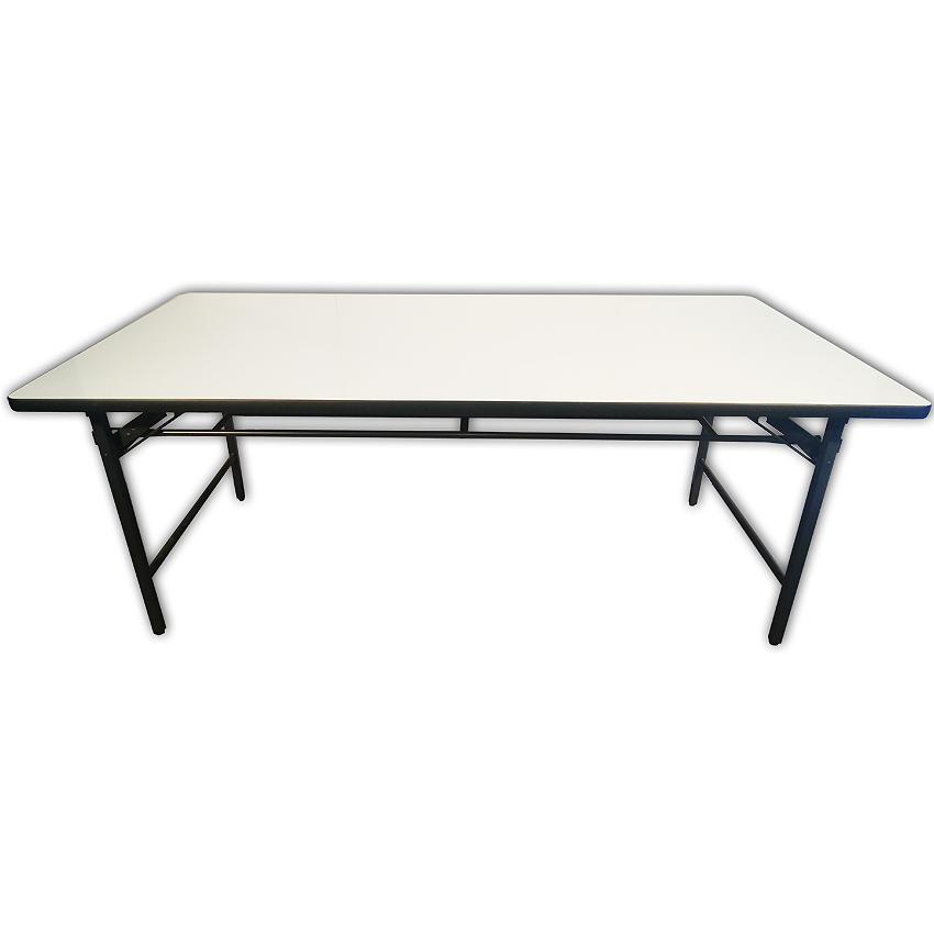 白デコラテーブル:900×1800