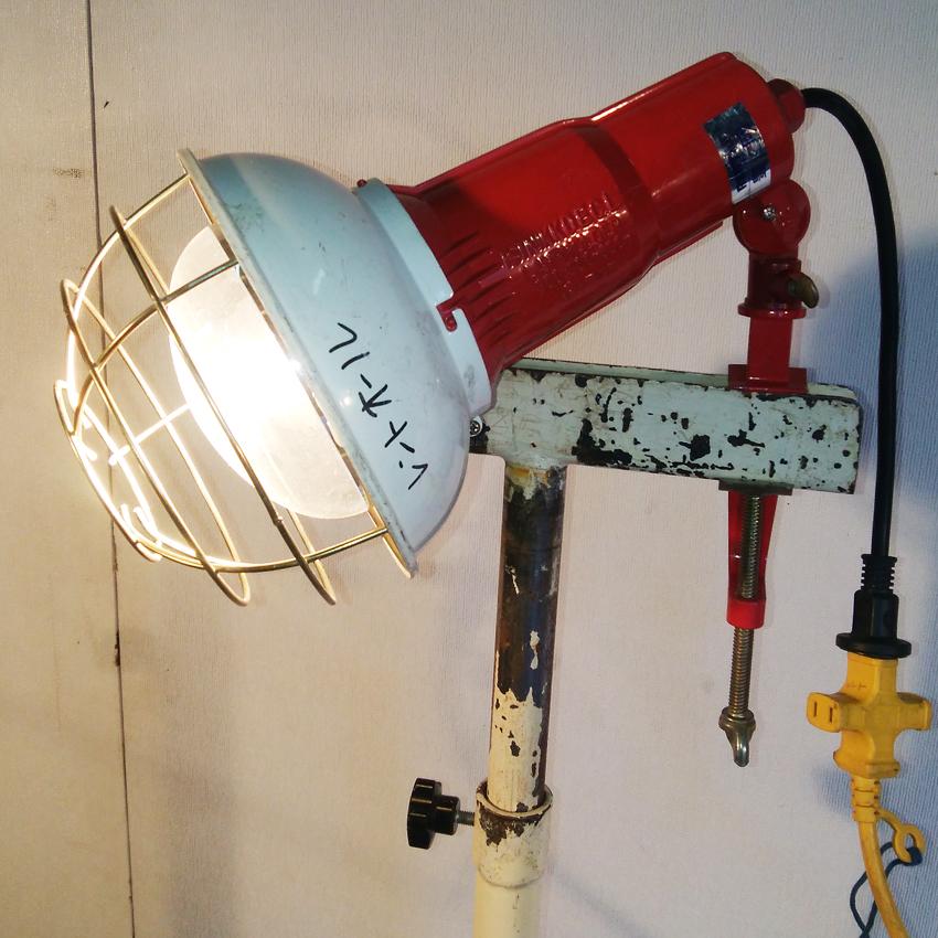 投光器:300W