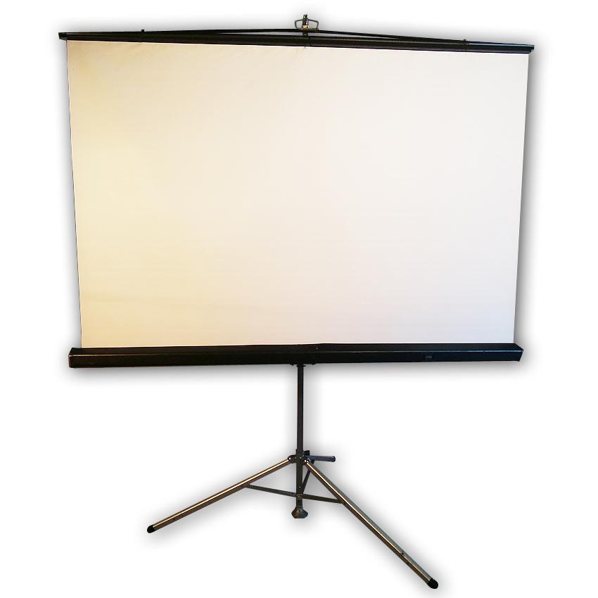 スタンド式ススクリーン:80インチ