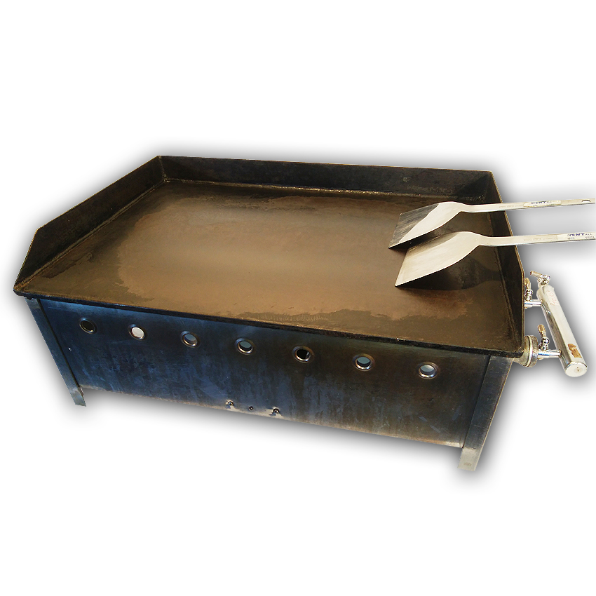 囲い鉄板焼き機:600×400