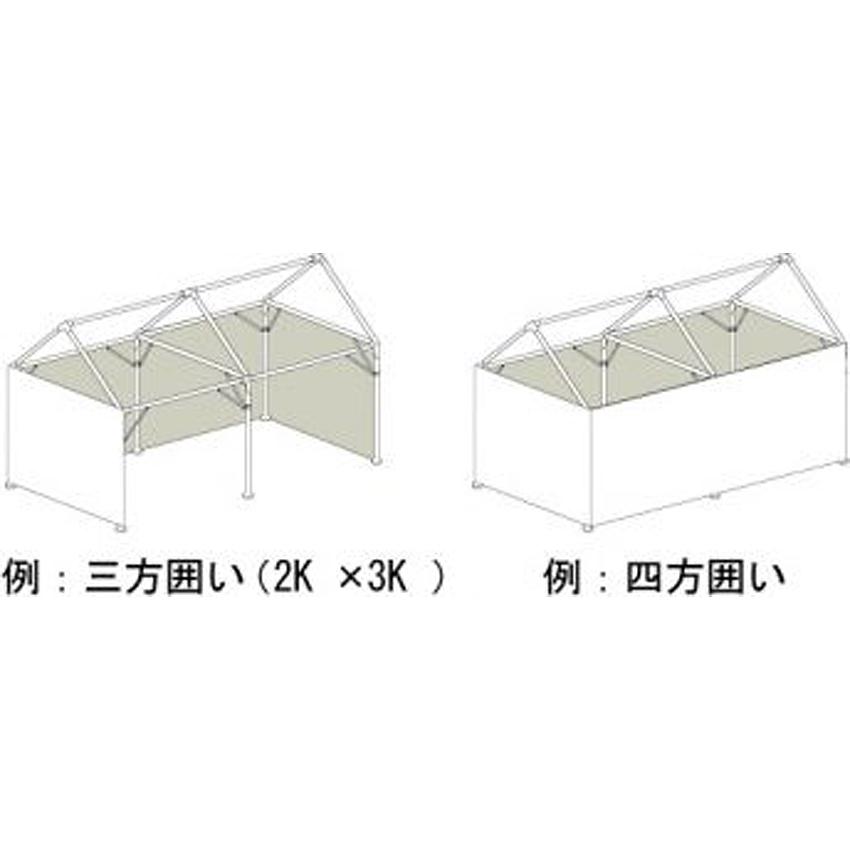 テント横幕5k